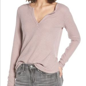 Socialite thermal Top from Nordstrom